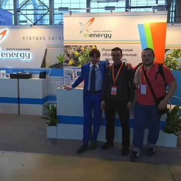 Лига Роботов на Московском международном салоне образования  2017